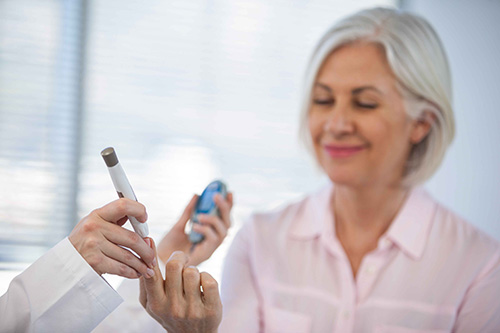 Diabetes en la menopausia
